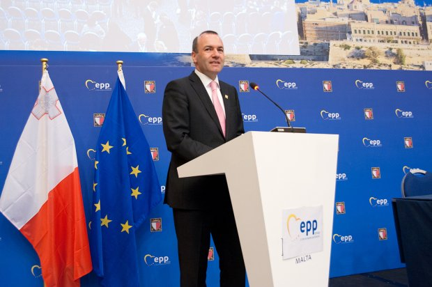 Manfred Weber MEP (Germany), Chairman of the EPP Group in the European Parliament