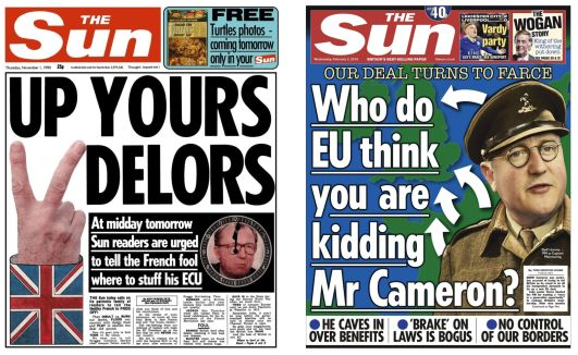 The role played by the British press, in particular by tabloids, in the run up to the referendum and afterwards undoubtedly requires more scrutiny.