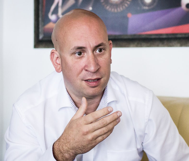 Josef Ráž, the son of a rock singer and owner of a club in Bratislava was rejected by Prime Minister Peter Pellegrini as Interior Minister