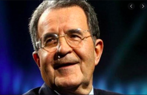 Romano Prodi, former Prime Minister of Italy and former President of the European Commission and one of the leading signatures on the letter