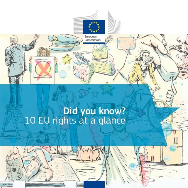 Did you know? 10 EU rights at a Glance