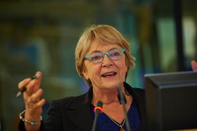 Jane Morrice, Member of the European Economic and Social Committee