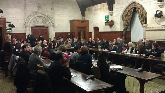 All-Party Parliamentary Groups bring issues to parliament in a non-partisan setting to inform and promote awareness and debate