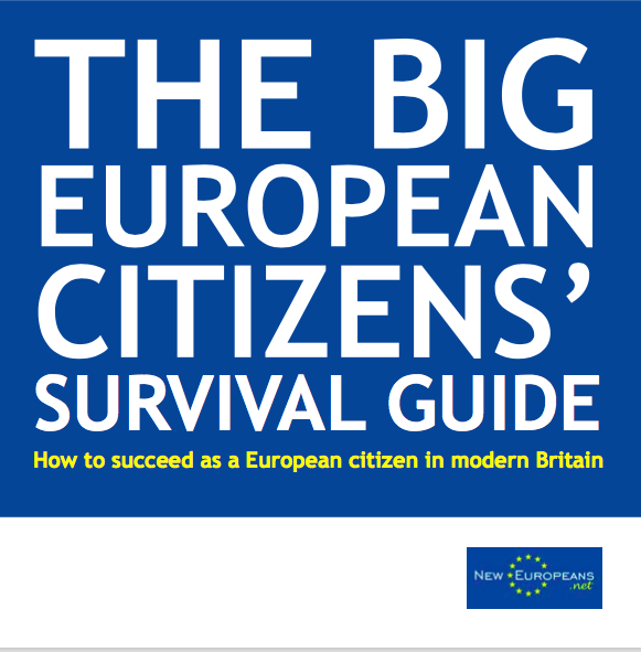 Our first guide covers how to succeed as a European citizen in modern Britain starting from Day One.