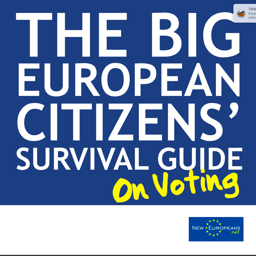 Our third guide tells you how the voting system works and how you can get involved politically as an EU citizen living in the UK.