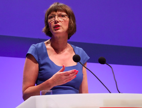 Frances O'Grady, General Secretary of the TUC