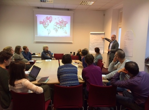 Community Organising comes to Poland