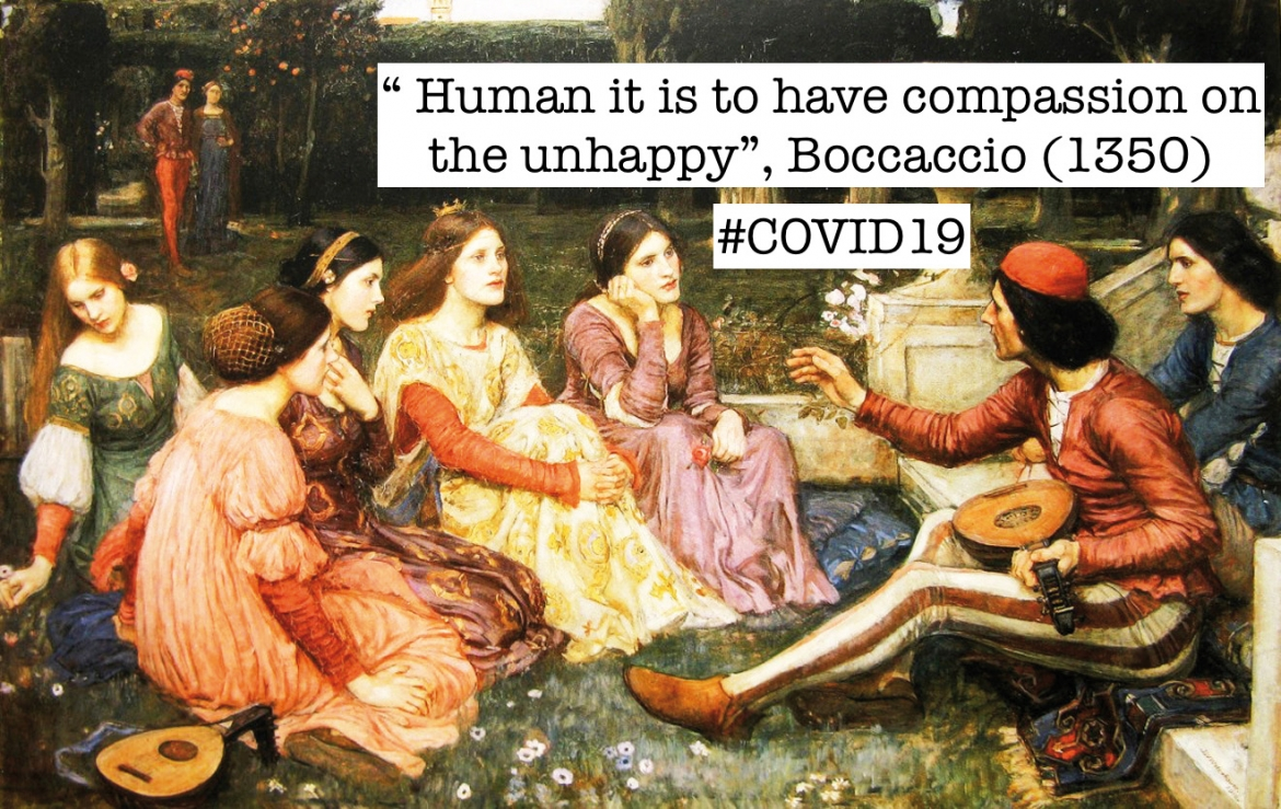 New Europeans invites our members and stakeholders to share stories and experiences during the #COVID19 crisis