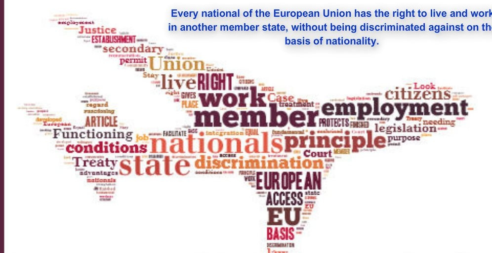 35fce49b3 Freedom of movement - is it really a national obsession