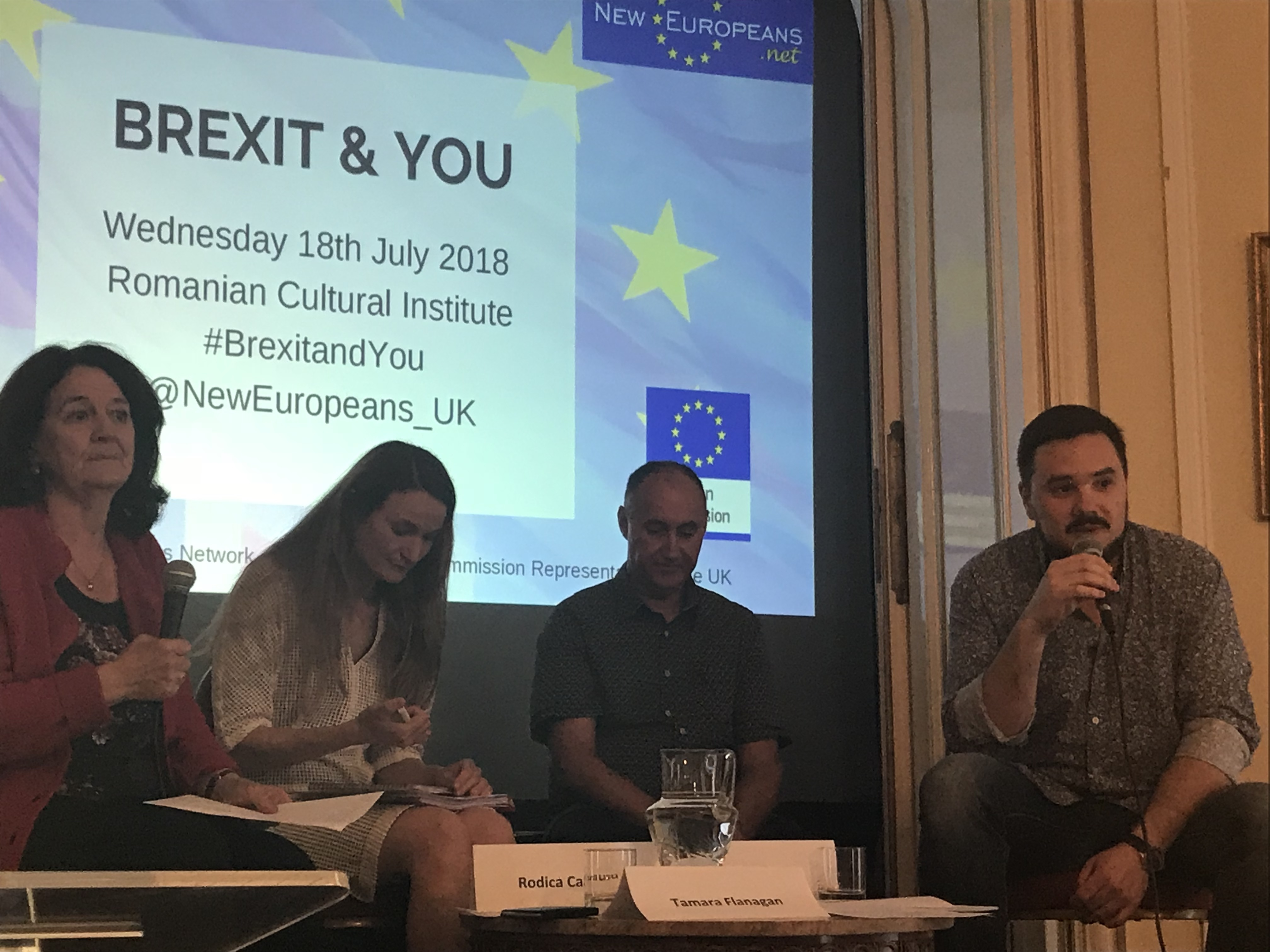 Brexit & You: Romanian Embassy